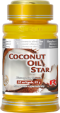 STARLIFE COCONUT OIL STAR 60 kapslí