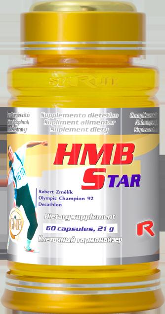 STARLIFE HMB STAR 60 kapslí