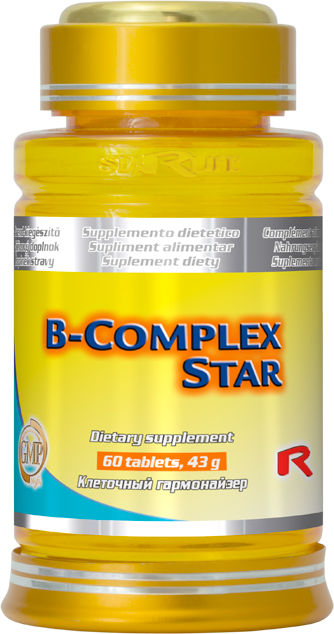 STARLIFE B-COMPLEX STAR 60 tablet