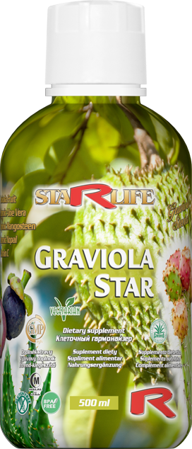 STARLIFE GRAVIOLA STAR 500 ml