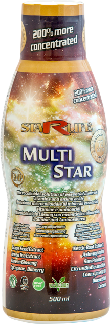 STARLIFE MULTISTAR NOVÝ 500 ml