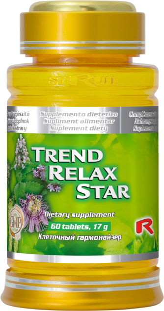 STARLIFE TREND RELAX 60 tablet
