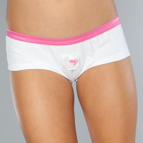 Antibakteriální dívčí spodní prádlo se stříbrem Baby pants