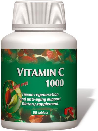 STARLIFE VITAMIN C 1000 60 tablet