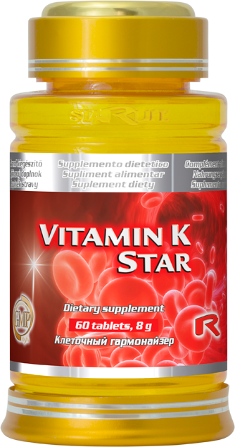 STARLIFE VITAMIN K STAR 60 tablet