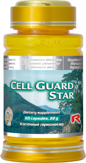 STARLIFE CELL GUARD 60 kapslí