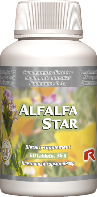 STARLIFE ALFALFA 60 tablet