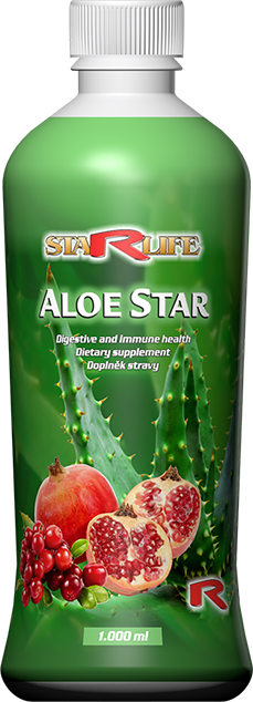 STARLIFE ALOE STAR 1000 ml