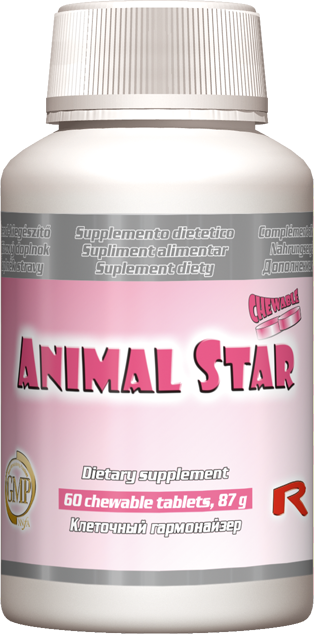 STARLIFE ANIMAL STAR 60 tablet