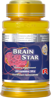 STARLIFE BRAIN STAR 60 tablet