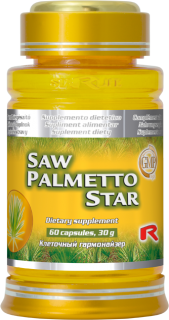 STARLIFE SAW PALMETTO 90 kapslí