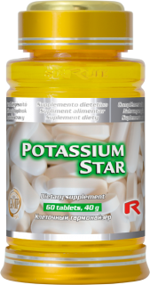 STARLIFE POTASSIUM STAR 60 tablet