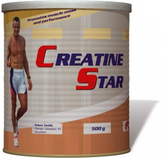 STARLIFE CREATINE STAR 1500 gramů