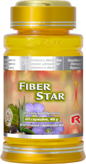 STARLIFE FIBER STAR 60 tablet