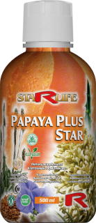 STARLIFE PAPAYA PLUS STAR 500ml