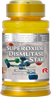 STARLIFE SUPEROXIDE DISMUTASE 60 tablet