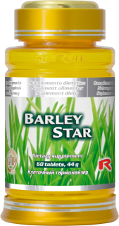 STARLIFE BARLEY STAR 60 tablet