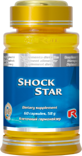 STARLIFE SHOCK STAR 60 kapslí