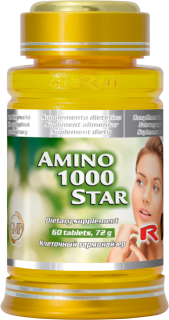 STARLIFE AMINO 1000 STAR 60 tablet