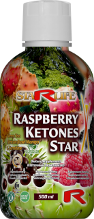 STARLIFE RASPBERRY KETONES STAR