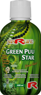 STARLIFE GREEN PUU STAR 500 ml