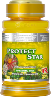 STARLIFE PROTECT STAR 60 tablet