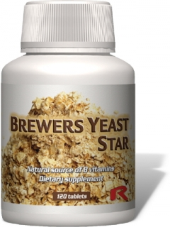 STARLIFE BREWERS YEAST STAR 60 tablet