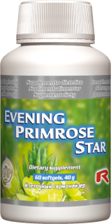 STARLIFE EVENING PRIMROSE 60 kapslí